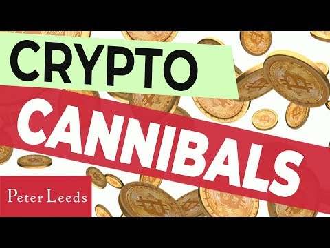 2018 Cryptocurrency Cannibals!