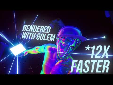 Golem Project –  Promo Video May 2018