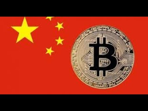 China Calls For Lift Of Cryptocurrency Ban