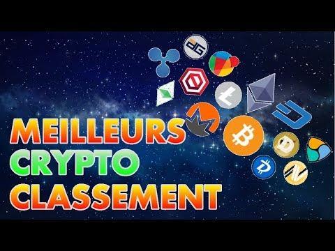 Les meilleurs crypto monnaies ? classement ! btc, eos, trx, ada, xlm, steem, neo,…