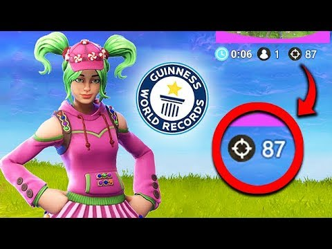87 KILLS IN 1 GAME! *NEW* WORLD RECORD! – Fortnite Funny Fails and WTF Moments! #213 (Daily Moments)