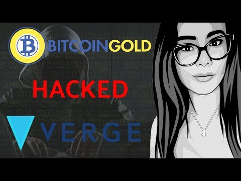 What do Bitcoin Gold and Verge Have in Common?! BTG and XVG Altcoin Drama and News Update