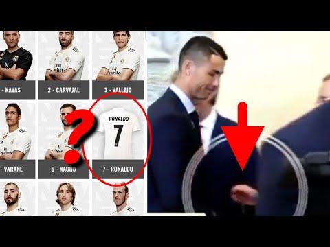 'Tidak Salaman' Hubungan C.Ronaldo dengan Florentino Perez Tidak Harmonis ? | Ada Apa dengan CR7?