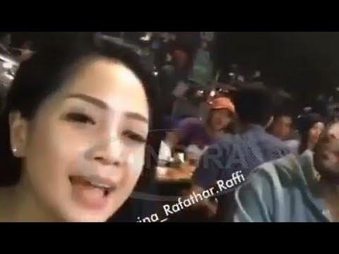 Raffi Ahmad Kaget Waktu Sahur Tiba2 Ada Cowok Ganteng Kasih Nagita Bunga Mawar l Keluarga RAN