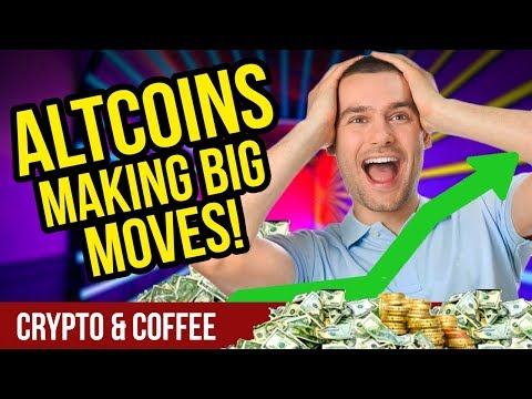 Next Altcoin Run? – Top Altcoins to Watch – CryptoCurrency Market News