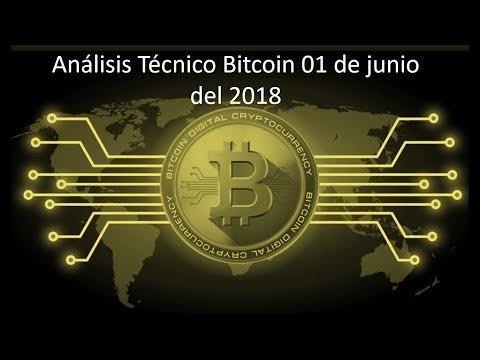 Análisis bitcoin/btc/iota/tron 01 de junio – ¿¿Sube o baja bitcoin??