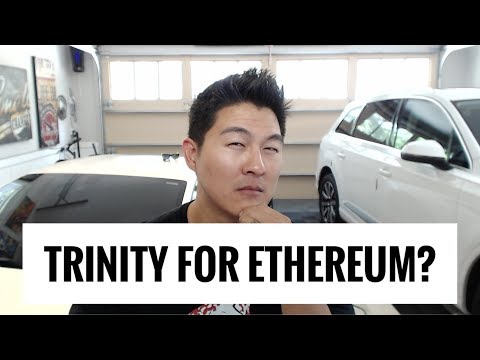 Trinity for Ethereum? – NEO? – Big Win for Scaling?