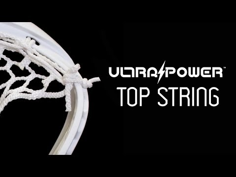 Ultra Power Stringing Tutorial: Top String