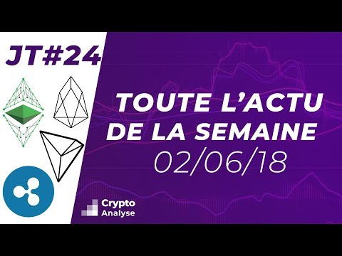 EOS, TRON et ETC : Crypto Actu #24