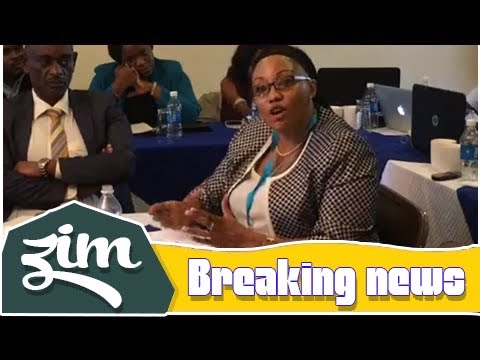 LIVE – BREAKTHROUGH: ZEC Food Out of Voters (2018) For the First Time Since MDC was founded in 19…