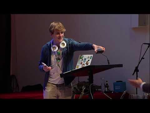 Peter Willemsen introduces Iota on the ledger Nano S Hardware Wallet: 3rd Dutch iota meetup