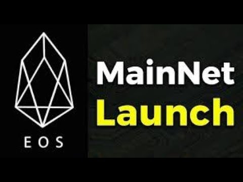 EOS Mainnet Launch Leads To Pumped Price