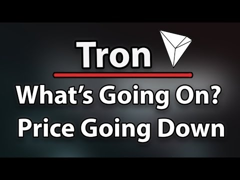 TRON (TRX) MOST IMPORTANT DAY EVER!