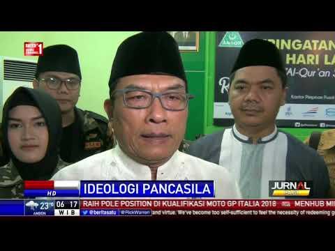 Moeldoko: Tidak Ada Lagi Pertentangan Ideologi Pancasila dengan Agama