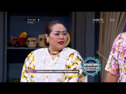 Sedih deh Lagi Reka Adegan Nunung Malah Ga Ada Temennya – Ini Sahur 3 Juni 2018 (6/7)