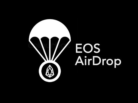 Free EOS Airdrop List – How To Receive Free Airdrops