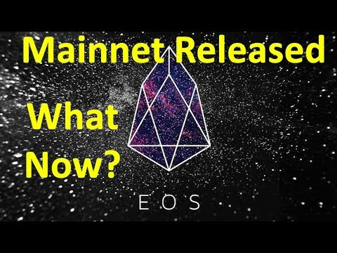 EOS Mainnet Launched . . . What Now? – Development & Dapps