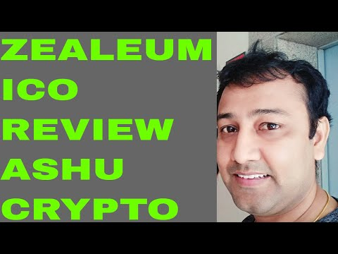 Zealeum ICO Review  Latest cryptocurrency News today live channel English Hindi 2018 Crypto News