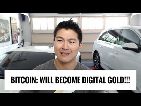 Bitcoin Right on Track to Become the Digital GOLD and Store of Value it was Meant to Be!