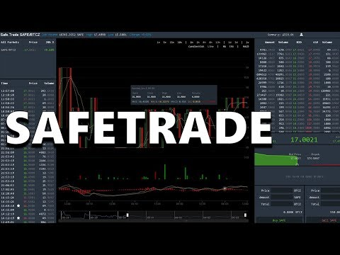 SafeTrade Cryptocurrency Exchange Has Launched