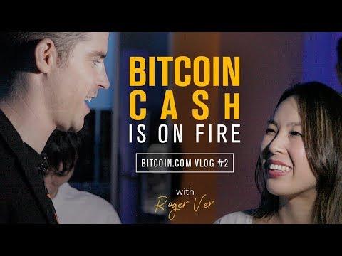 Bitcoin Cash is Taking Over Tokyo 🔥 | Roger Ver Vlog 2