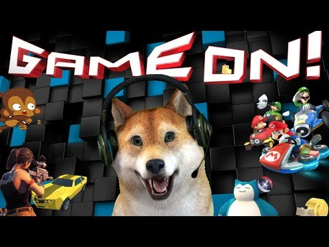 """ROBLOX AWESOME GAMES! CODE GIVEAWAY AT 60k !!!! """"doge power!"""""""