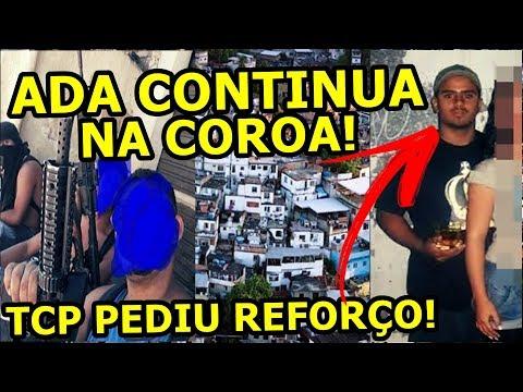 ADA MANTÉM FIRME NA COROA E TCP BUSCA REFORÇOS