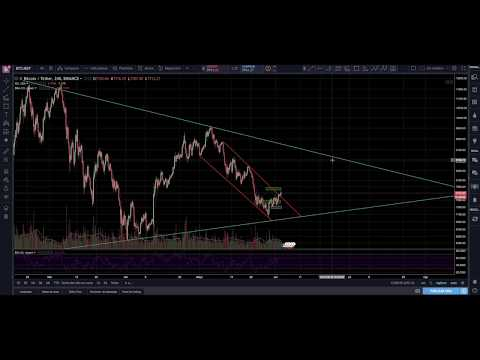 Bitcoin Análisis y sus Altcoin. TRX , EOS , ADA , IOTA y XRP. Domingo 3-06