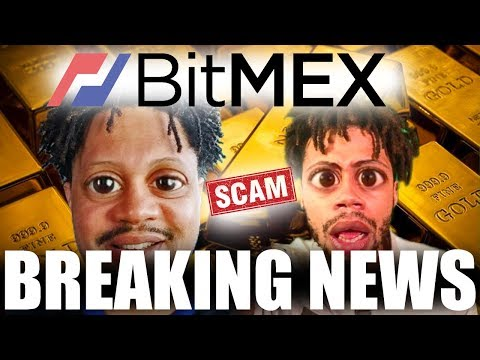 Bitconnect gang ARE BACK AT IT!  BITMEX is INSIDER TRADING!  Doug Polk MISSING!