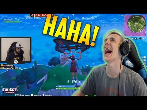 Ninja Reacts To Fortnite Funny Fails and WTF Moments! (BCC Trolling & Twitch Moments)