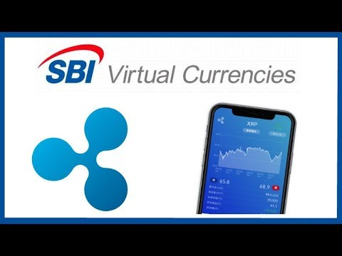 SBI Virtual Currencies Going Live Tomorrow June 4th with Ripple XRP – Bulls Are Rallying The Market