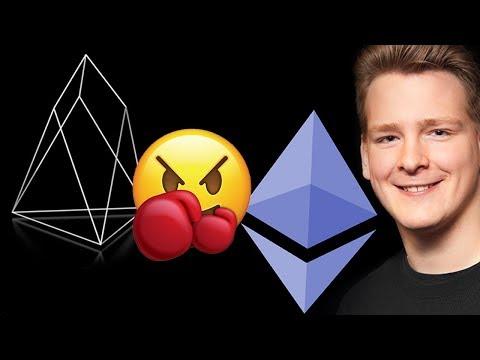 EOS Better than Ethereum? Programmer explains.