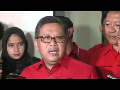 Muncul Koalisi Keummatan, PDIP Senang Ada Penantang Jokowi di Pilpres