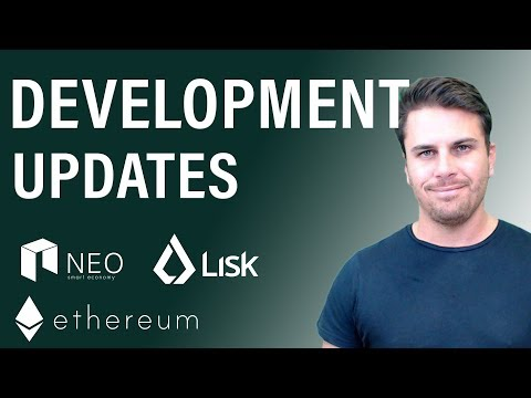Cryptocurrency News Update | NEO (NEO), Lisk (LSK) & Ethereum (ETH) Developments