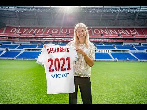 Féminines : Les réactions suite à la prolongation de contrat d'Ada Hegerberg