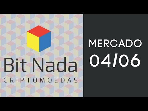 Mercado de Cripto! 04/06 BTC -200USD / EOS / Instagram / BOT Binance