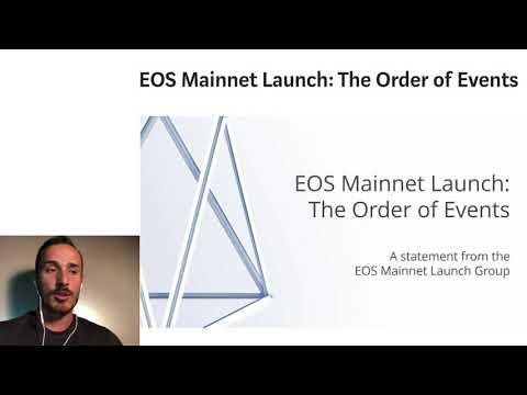 EOS – Mainnet ed Airdrops in arrivo, cosa fare ora?