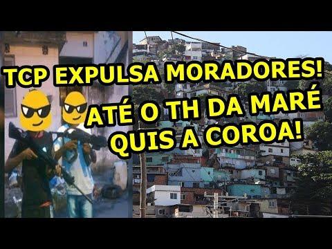 TCP EXPULSA MORADORES DA COROA E ADA ESTÁ QUASE PERDENDO
