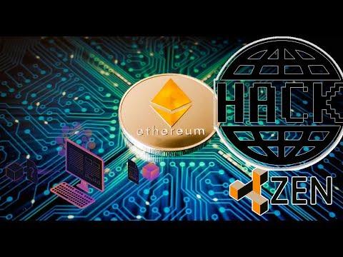 Notícias Análise 04/06: ETH 1 Milhão TPS – Hack ZenCoin – Qubic IOTA – MainNet EOS e Mais