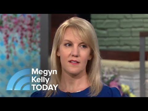 Author Ada Calhon Reveals Secret Of Staying Married: 'Grow Together'   Megyn Kelly TODAY