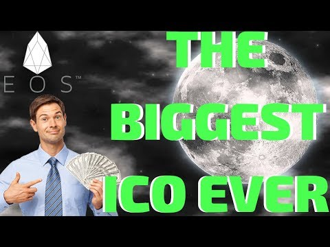 EOS Raised $4 BILLION making it The Biggest ICO EVER – Today's Crypto News