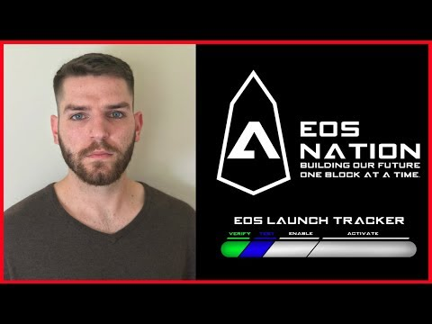 Track The EOS Launch Progress! | EOS Nation