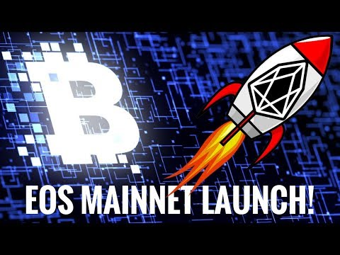 EOS Outlook – Mainnet Launch