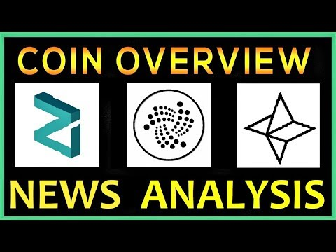 CRYPTO NEWS, OVERVIEW, ANALYSIS: Zilliqa (ZIL) IOTA(MIOTA) Nebulas(NAS)