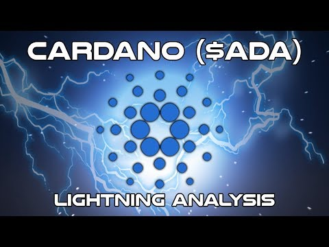 Cardano ($ADA) – Lightning Analysis – Cryptocurrency Technical Analysis (2018)