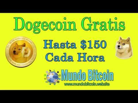 💲🤑💰 Dogecoin Gratis, Gana Hasta $150 Dolares, Cada Hora, Free Doge, Sorteo Rublos Gratis ✅