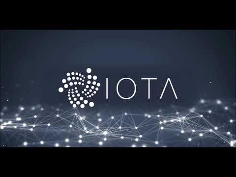 Interview mit Doninik Schiener von der IOTA Foundation @ Deutschlandfunk Nova 03. juni 2018