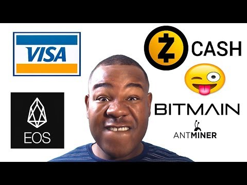 Zcash Upgrade OverWinter / EOS Launching / Visa Crashed / Bitmain B3 Scam?!