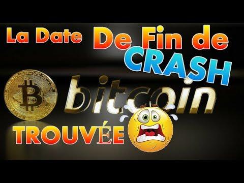 La DATE de FIN du CRASH trouvée !!!! Bitcoin btc eth trx neo nano crypto monnaye fr français