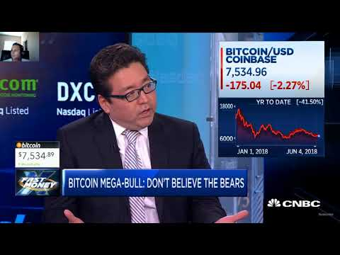 Does mining costs set a bottom for Cryptocurrency / Bitcoin   CNBC Fast Money
